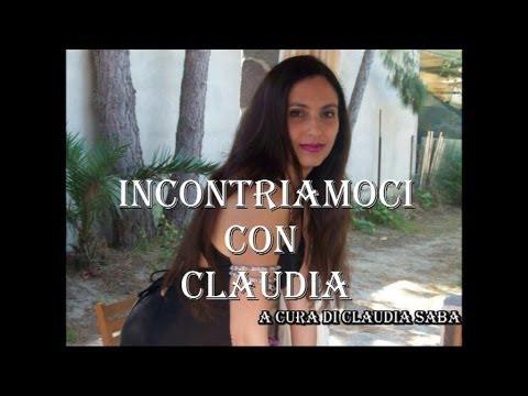 INCONTRIAMOCI CON CLAUDIA un programma a cura di Claudia Saba