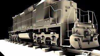 3D Modeling Showreel 2015