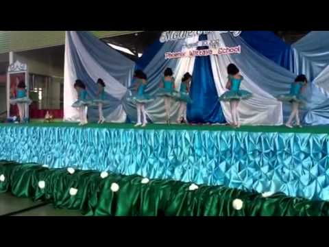 Azia show on Mother's day 2012 - Phoenix Wittaya school