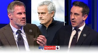 Carragher and Neville shocked by Mourinho sacking & discuss what's next for the Portuguese coach