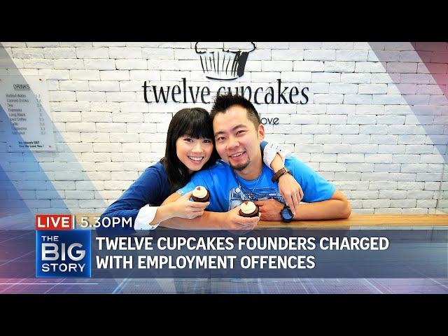 Twelve Cupcakes founders charged with employment offences | THE BIG STORY