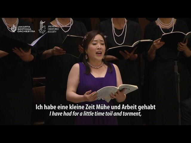BRAHMS | Ihr habt nun Traurigkeit / Jahja Ling · Jakarta Simfonia Orchestra