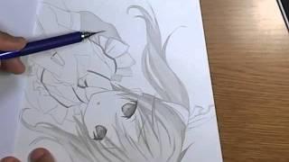 まよチキ! 宇佐美マサムネを描いてみた まよチキ! 検索動画 33