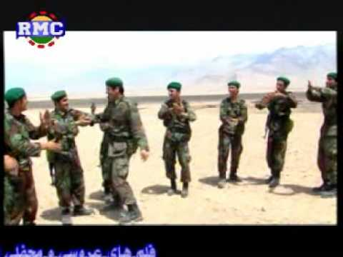 AFGHAN NATIONAL ARMY SONG BY NAZAR