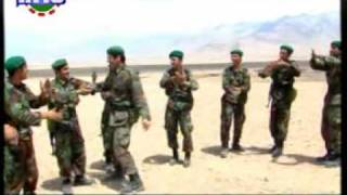 AFGHAN NATIONAL ARMY SONG BY NAUZAR ( better qualitti )