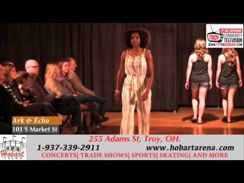 Troy Main St Presents The 2016 Spring Fashion Show (Troy, OH)