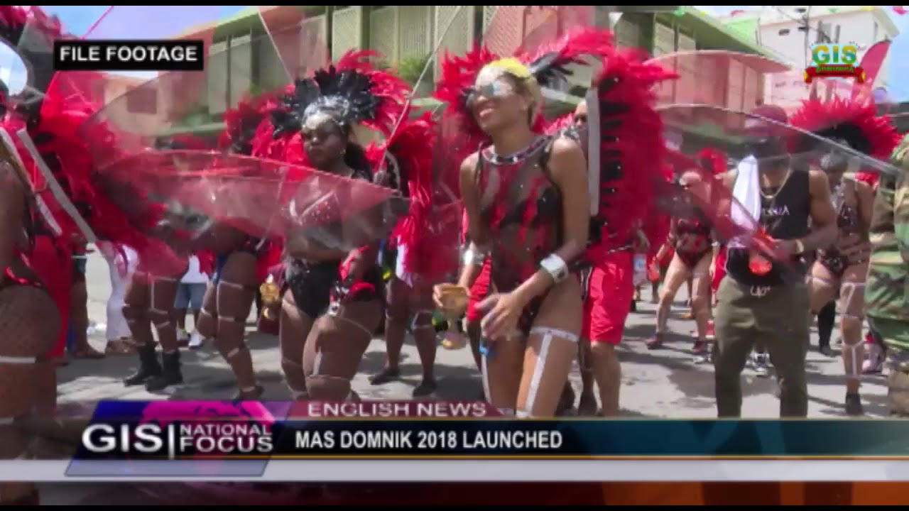 Dominicans asked to creative during the 2018 Carnival Season - Dauer: 4 Minuten, 48 Sekunden