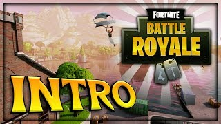 Great FORTNITE INTRO Template! (free2use & notext) with DOWNLOAD!