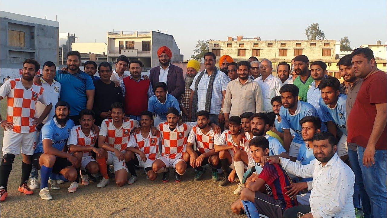 सदियों बाद पहली बार खेला गया फुटबॉल टूर्नामेंट का मैच, खिलाड़ियों की परफॉर्मेंस देख पूरा गांव...