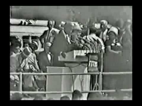 The March On Washington   1963 08 28