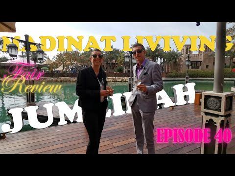 Madinat Jumeirah Living in Dubai. Fair review of project and apartment