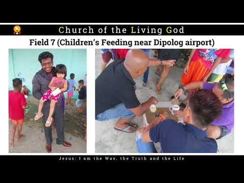 Mission field visit 2017 - Philippines and Malaysia