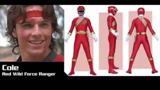 Power Ranger History 1993-2017