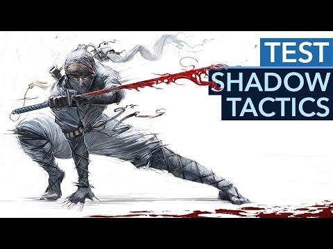 Shadow Tactics: Blades of the Shogun - PC-Test-Video zur fordernden Echtzeit-Taktik à la Commandos