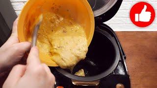 Готовьте сразу две порции а то будет мало Вкусняшка к чаю торт медовик в мультиварке