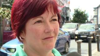 What do residents of Portlaoise have to say about broadband?