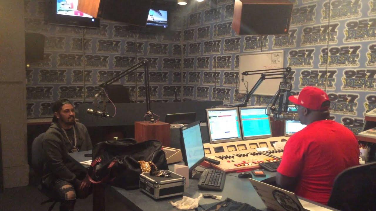 Jain The Jeweler Live Interview W DJ Chase 957 Beat IHeartRadio Tampa