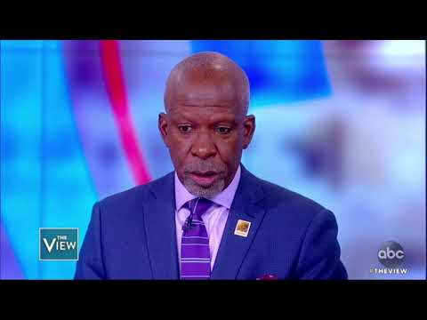 Dan Gasby on B. Smith's battle with Alzheimer's | The View