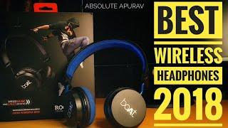 Best Headphones 2018 : Boat Super Bass Rockerz 400 Bluetooth On-Ear Headphone under Rs 2000 Review