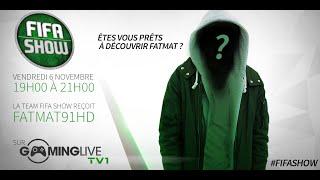 DECOUVREZ LE VISAGE DE FATMAT91HD AU FIFA SHOW !