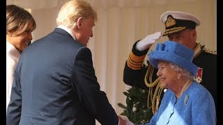 Royal protocol for meeting the Queen REVEALED - Curtsy or handshake? - Daily News