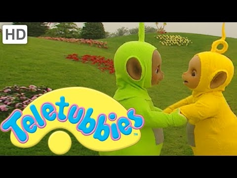 Teletubbies: Sparkly Spider  Full Episode