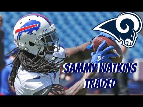 Sammy Watkins Traded to The LA Rams