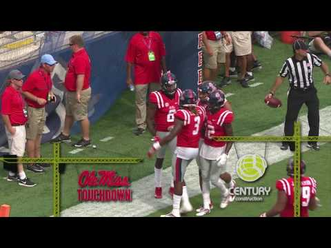 Ole Miss Football vs Wofford (9-10-16)