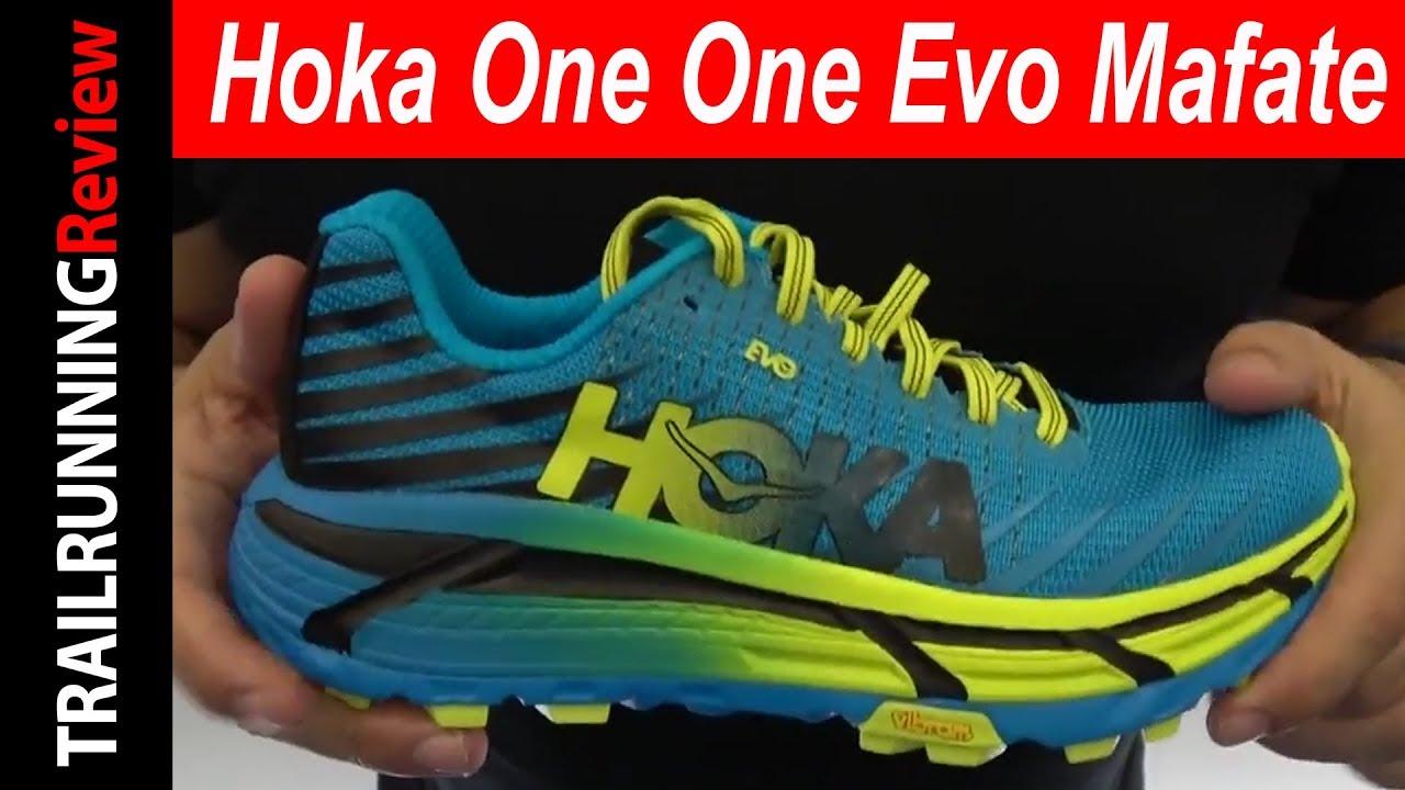 finest selection d42b9 90236 Hoka One One Evo Mafate Preview