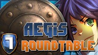 Aegis Round Table - Elsword?! Gunz and Skillbook Farming?