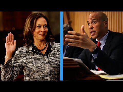 Harris, Booker join Senate Judiciary Committee