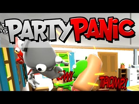 【Party Panic】ラムザさん氏、1人狙いされて激怒ぷんぷん丸【part1】