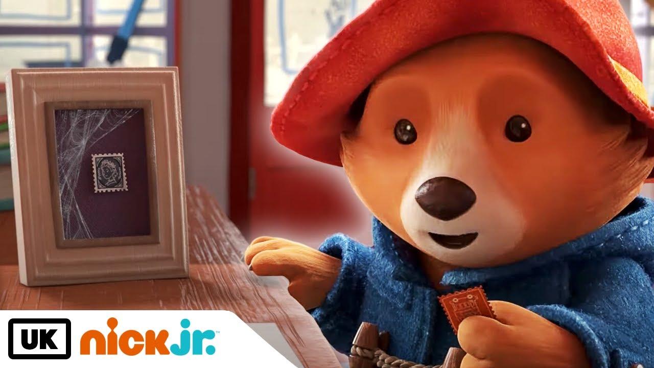 Download The Adventures of Paddington   Paddington and The Stamp   Nick Jr. UK