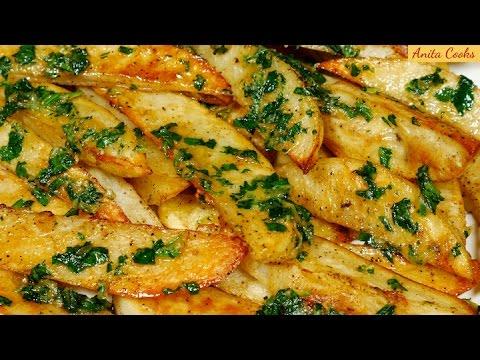 Roasted Garlic Potatoes Recipe