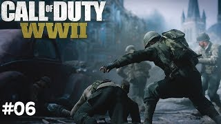 Call of Duty: WWII ★ Story #06 - Kollateralschaden - Gameplay Let's Play Call of Duty: WWII Deutsch