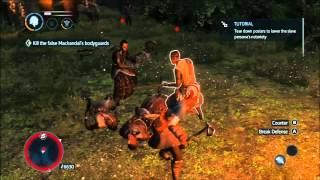 Assassin's Creed Liberation Defeat the False Mackandal's Bodyguards
