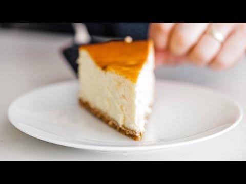 Classic Cheesecake Recipe With Graham Cracker Crust