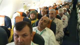 Hisar Truzim 2017 Ankara Kafilesi Hac Yolculuğu