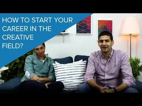 Kanabet WUZZUF: How to start your career in the creative field?