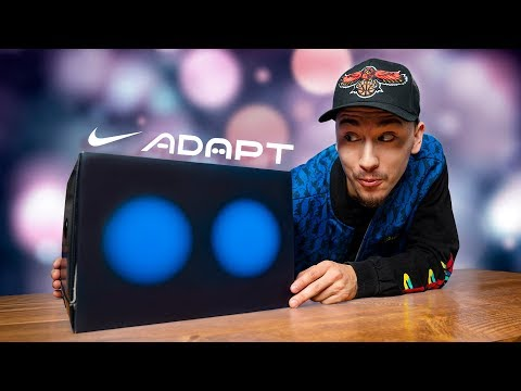 download Nike Adapt BB Unboxing + On feet Review [4K]
