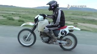 Mongolia Motorcycle Adventure Episode #1 - Never Stop Riding