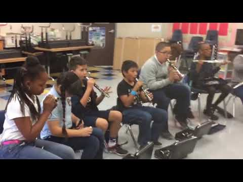The Harmony Project at Howard Tanner Elementary