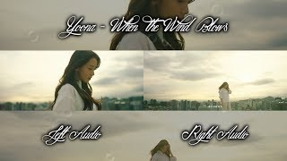 Video YOONA - When The Wind Blows (Korean Chinese MV Comparison) download MP3, 3GP, MP4, WEBM, AVI, FLV Maret 2018