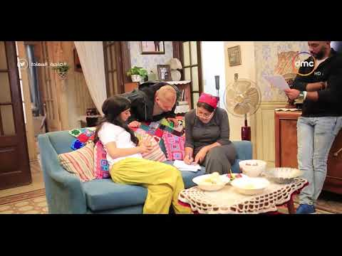 صاحبة السعادة - لأول مرة كواليس تصوير مسلسل ' أبو العروسة '