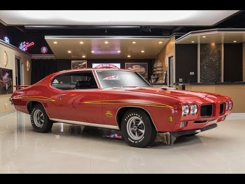 1970 Pontiac Gto For Sale Youtube