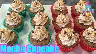Mocha Cupcake - mysweetambitions