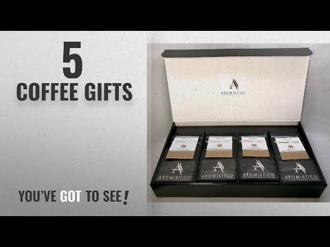 Top 10 Coffee Gifts [2018]: AROMISTICO COFFEE | VARIETY SELECTIONs CLASSIC COFFEE GIFT SET |