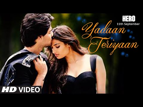 Yadaan Teriyaan Video Song - Hero