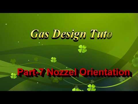 Smart plant 3D Training | Nozzle Orientation of vertical Equipment | sp3d | Equipment Design  part-7