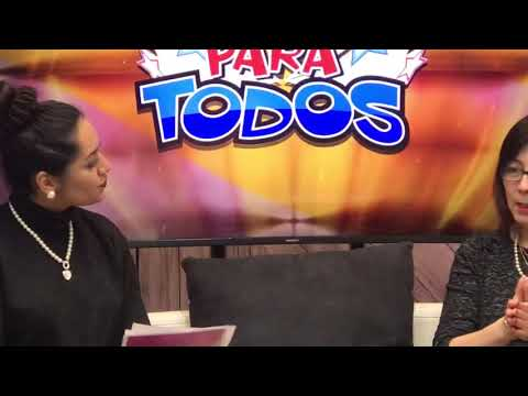 """""""Para Todos"""", programa de TV en Arequipa  habló con Ofelia Ruiz de Casio, sobre nuevos proyectores"""